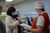 В Майминском районе продолжаются рейды по соблюдению противоэпидемиологических мер